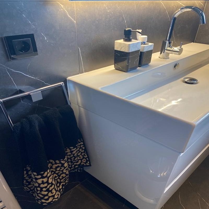 badkamer industrieel